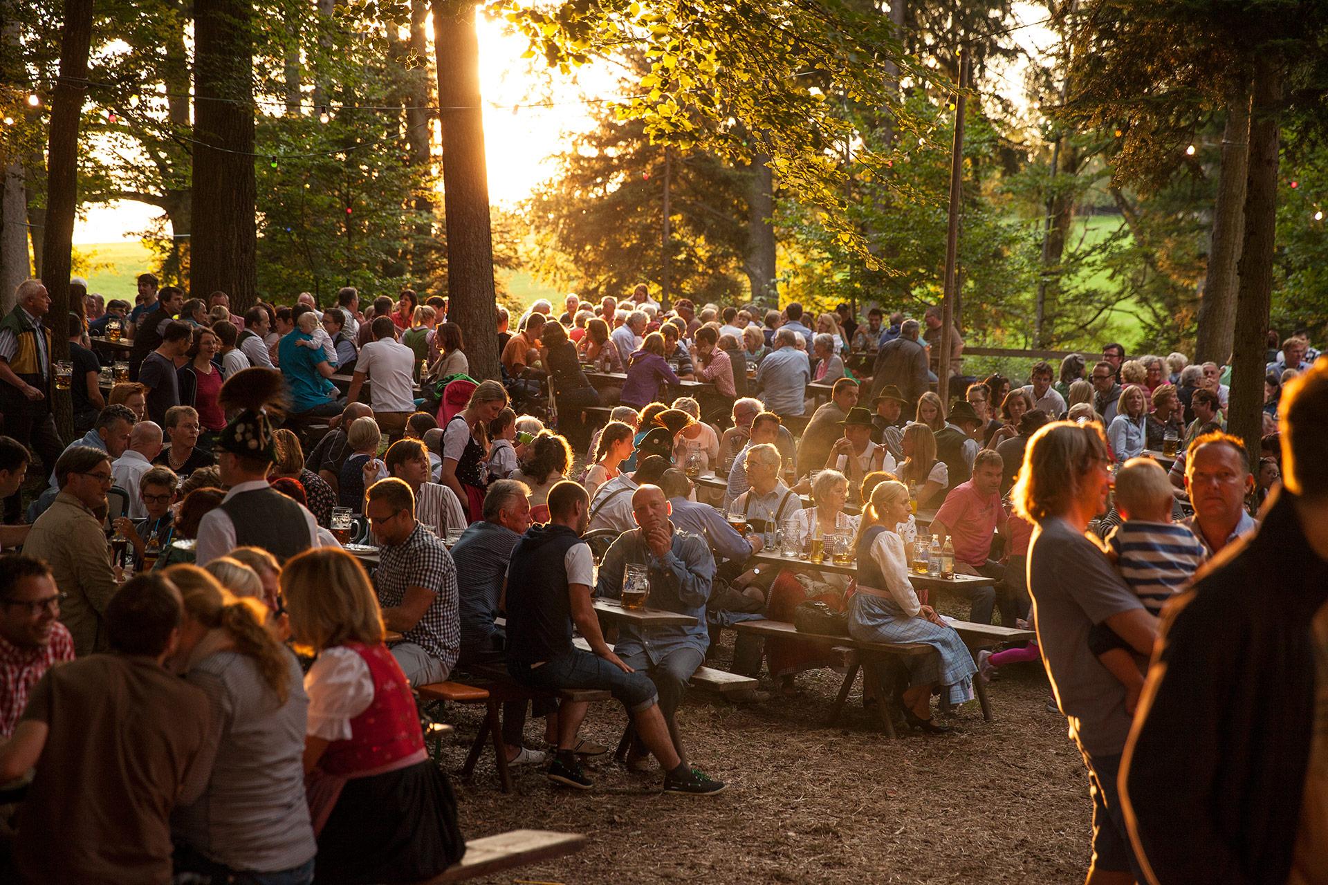 Atmosfera di festa (Foto © Ulli Seer)