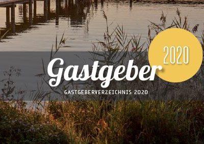 Neues Gastgeberverzeichnis 2020