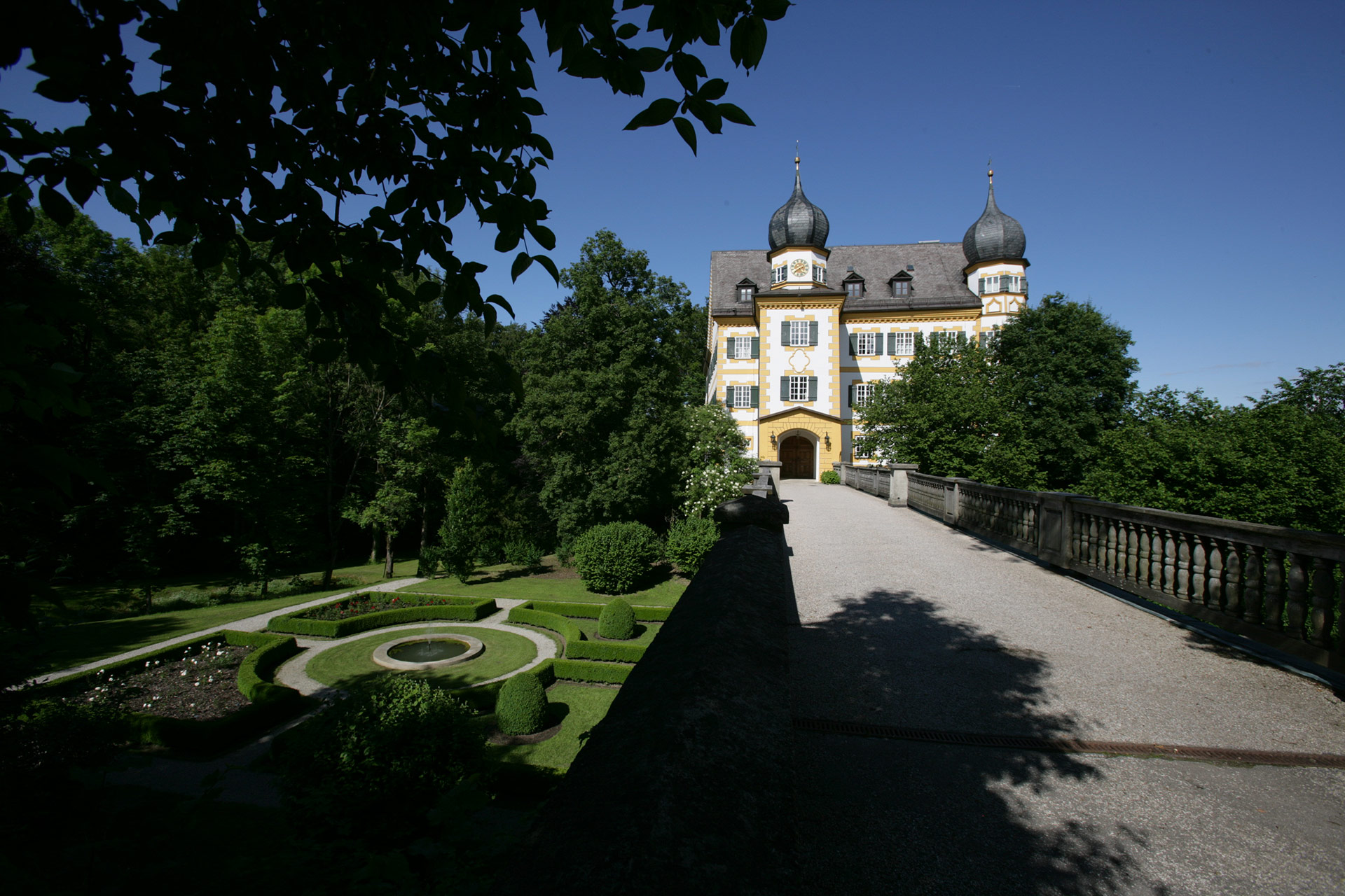 Schloss Wildenwart (Foto: © Ulli Seer)