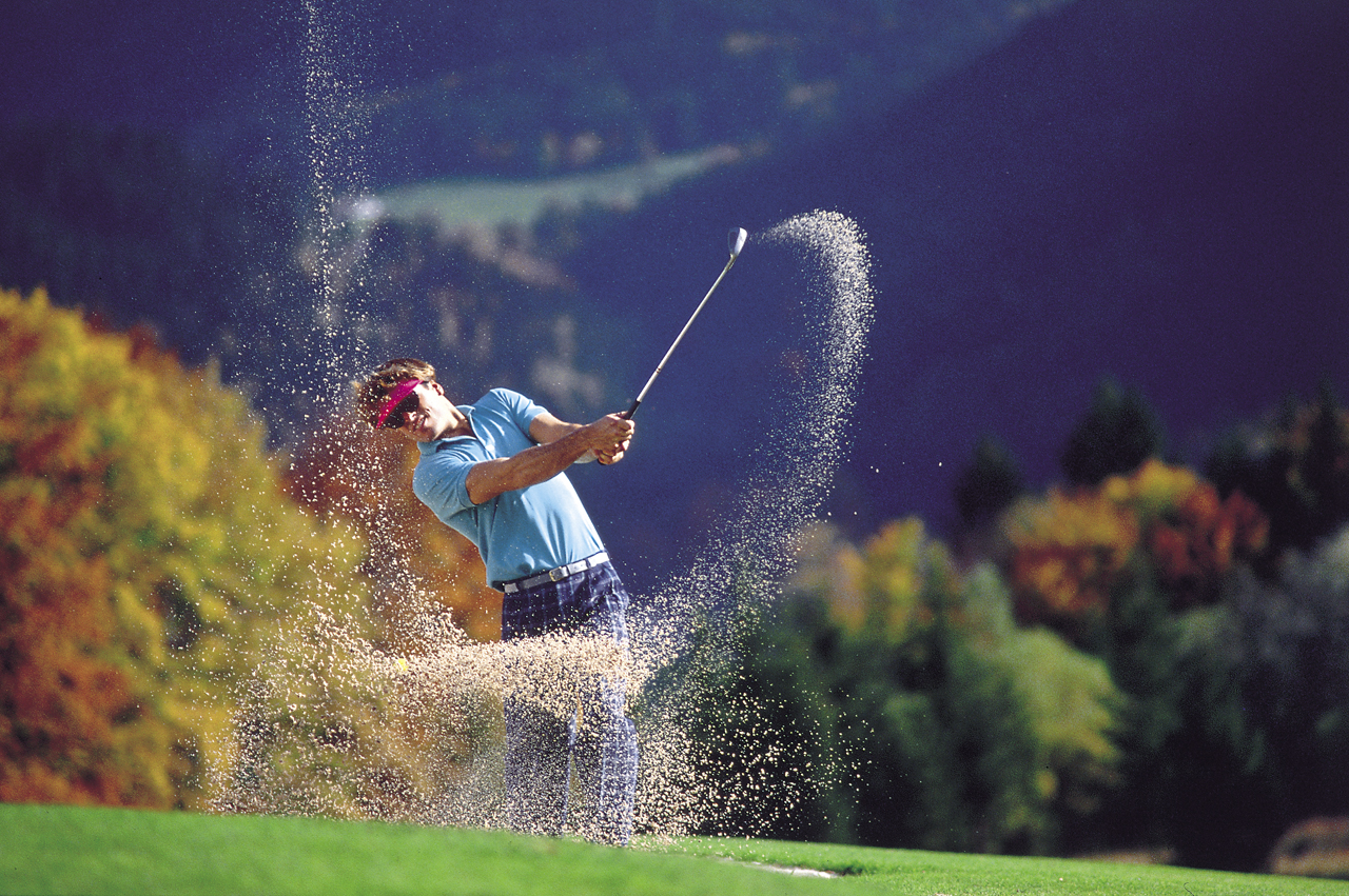 Golf in the beautiful nature of Chiemgau (Foto: © Ulli Seer)