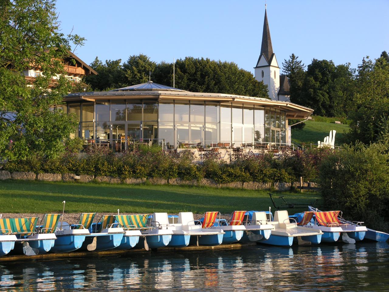 Il ristorante del comune Hofanger (Foto: © Uli Reiter)