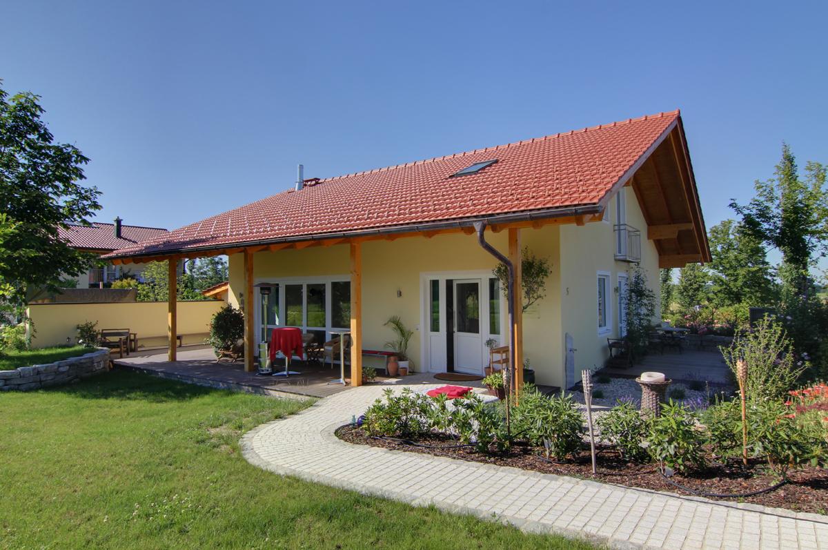 Casa per seminari Alex a Gollenshausen