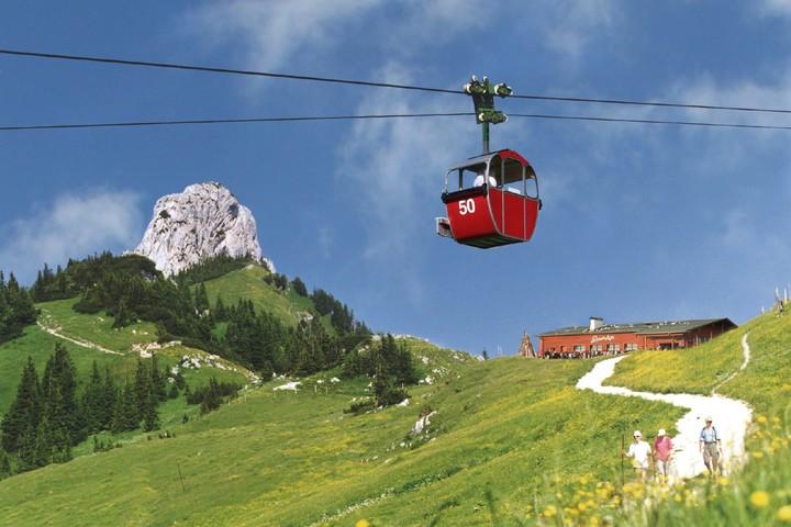 See-Gipfel-Ticket © Chiemsee-Alpenland Tourismus